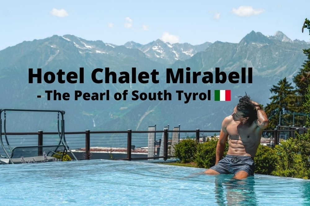 Views for days at Hotel Chalet Mirabell - The Pearl of South Tyrol