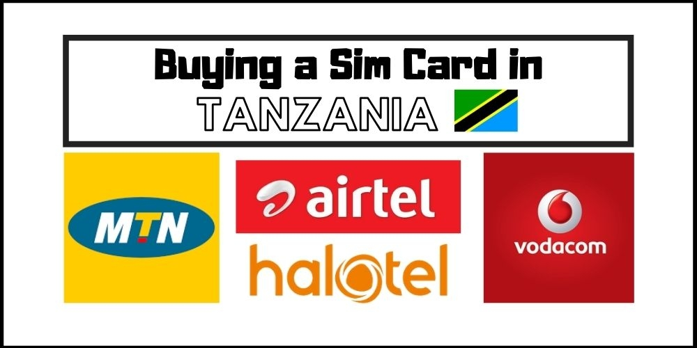 Buying a Sim Card in Tanzania in 2021