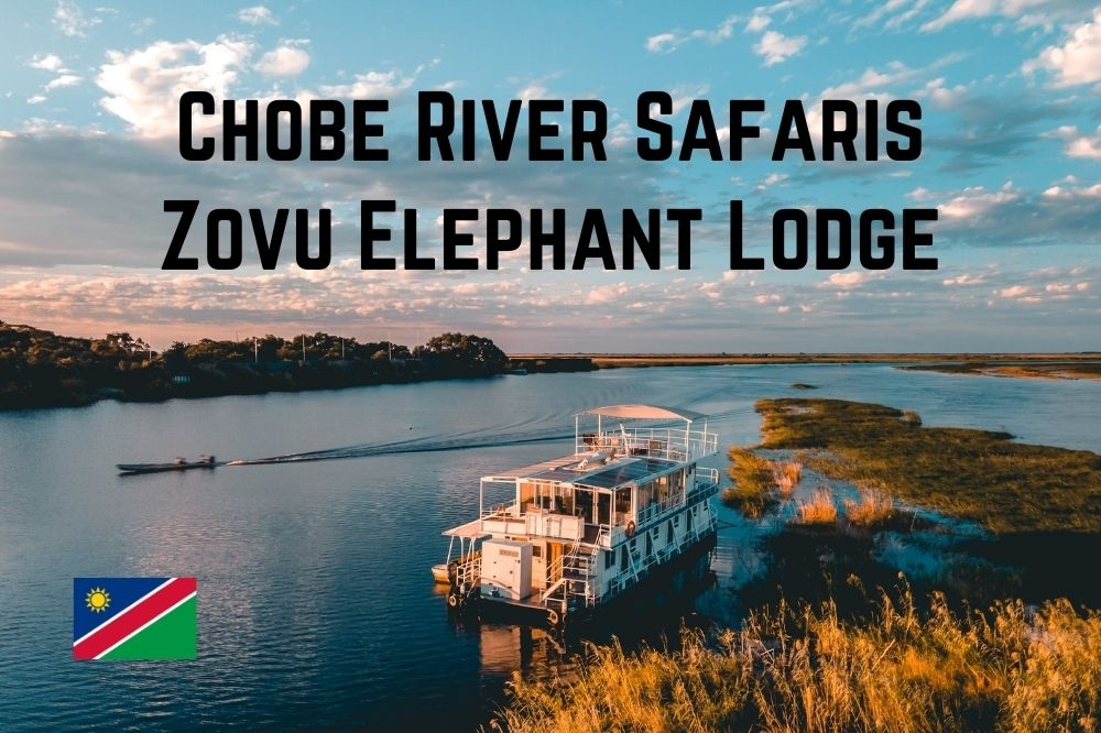 Safaris on the Chobe River | Zovu Elephant Lodge