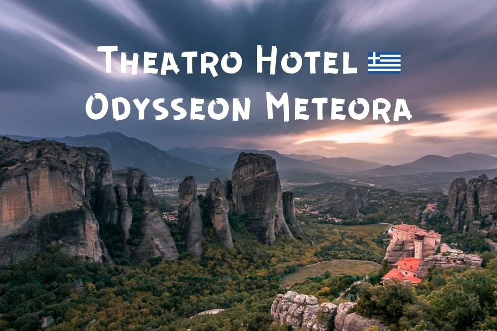 11 Reasons to stay at Theatro Hotel Odysseon in Meteora, Kalabaka