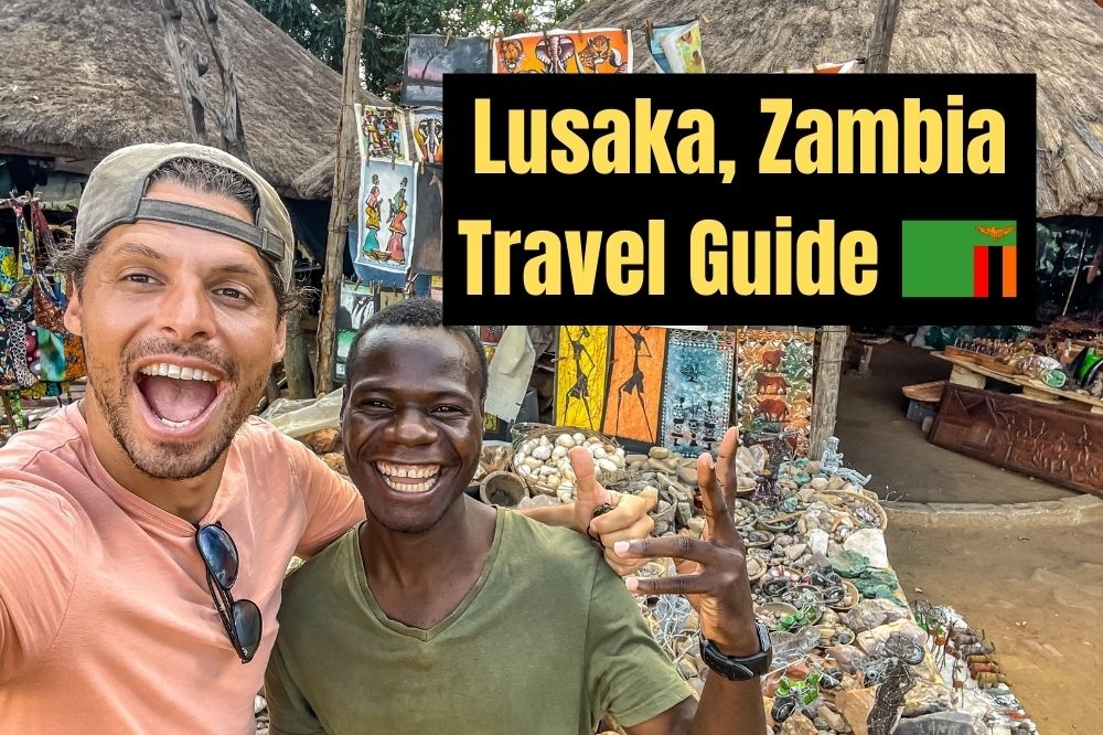 Lusaka Travel Guide | Why 1 Day is ENOUGH! ❌