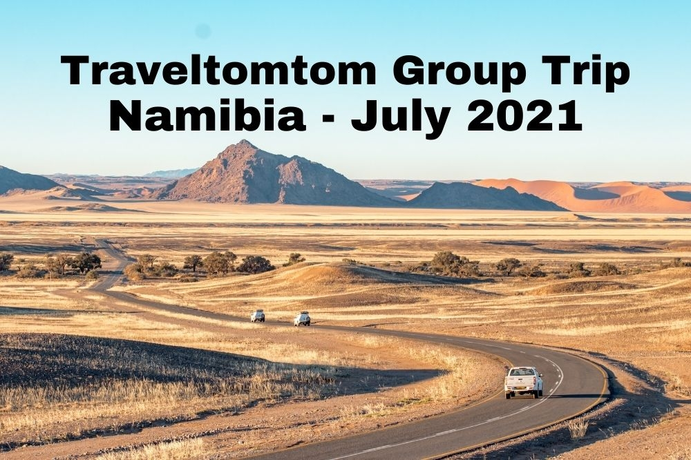 Traveltomtom Group Trip: Namibia 2 - July