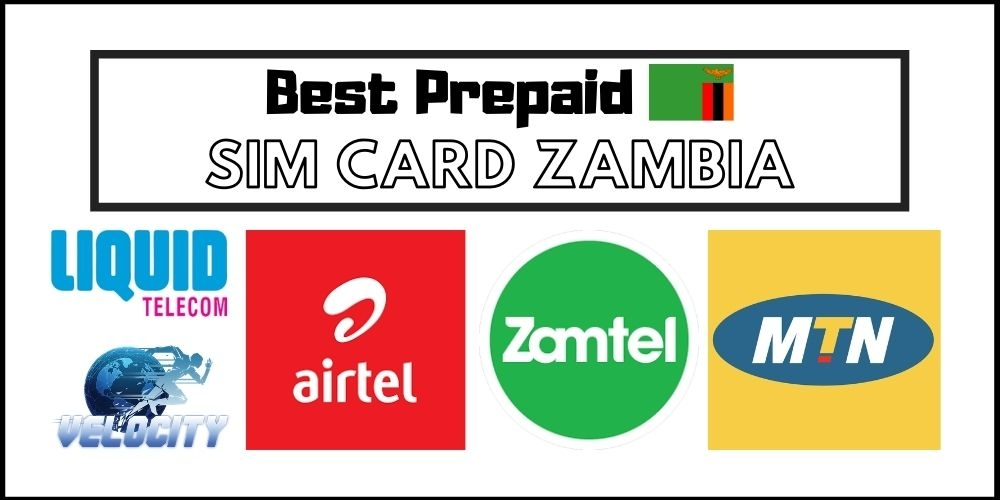 Buying a Sim Card in Zambia in 2021