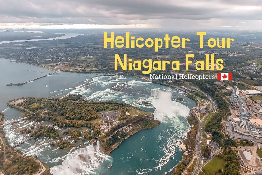 Helicopter Ride over Niagara Falls with National Helicopters | Bucketlist Experience