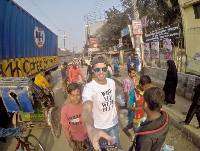 street life in bangladesh