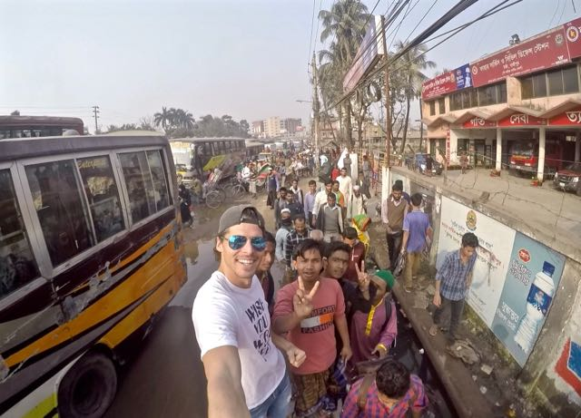 streets of dhaka