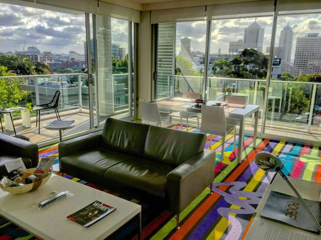 Sydney boutique hotels | The Adge Surry Hills