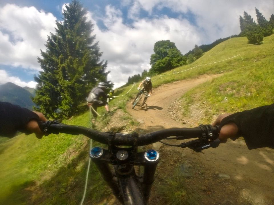 moutainbiking saalbach hinterglemm 4