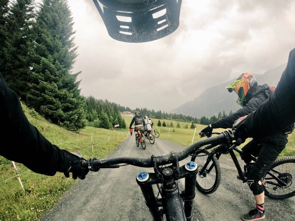 moutainbiking saalbach hinterglemm 5