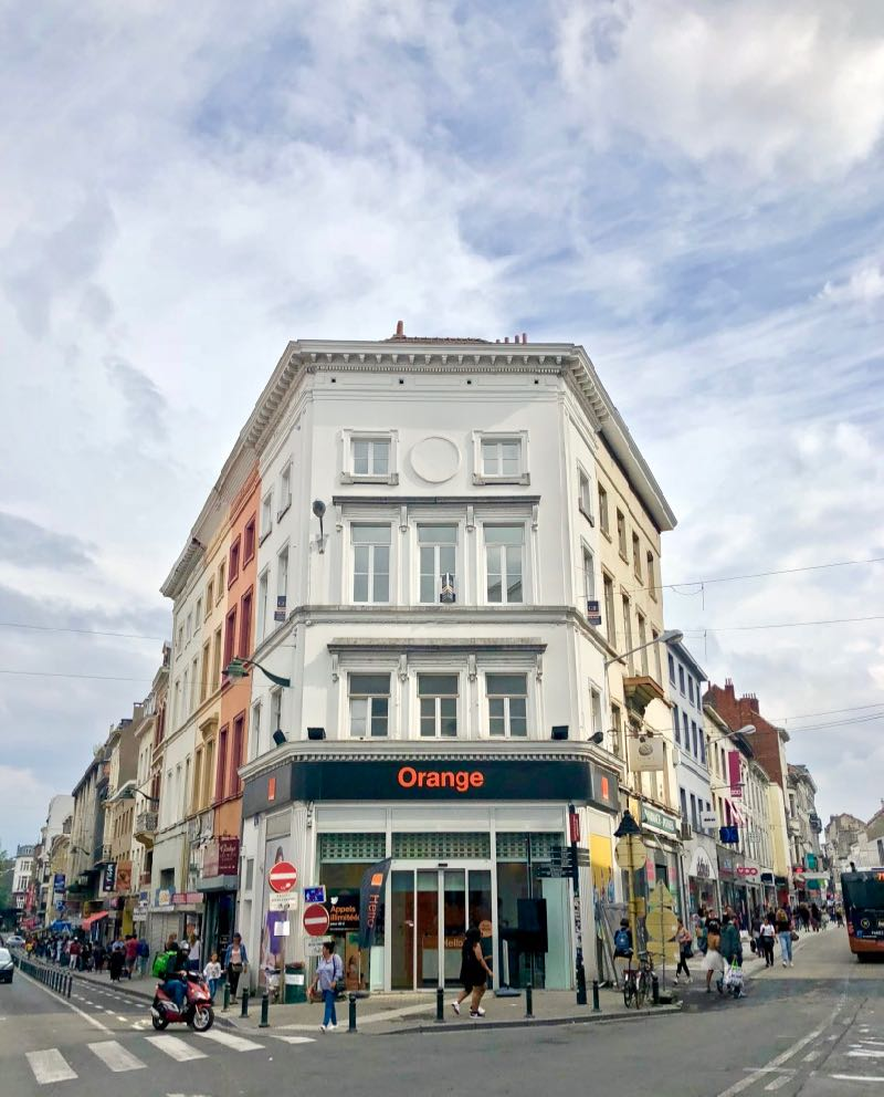 orange shop brussels