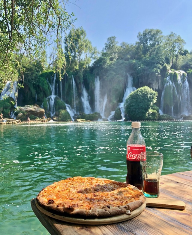 Best Places To Travel In Late Summer: 17 Things To Know When Visiting Kravice Waterfalls Bosnia
