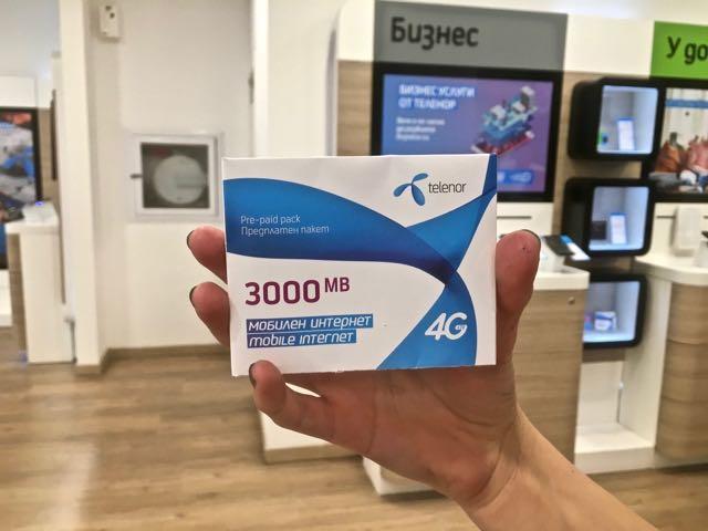 Best prepaid sim card in Bulgaria for tourists - Traveltomtom net