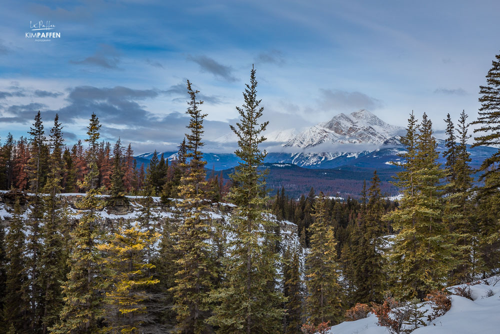 Views Jasper National Park Alberta