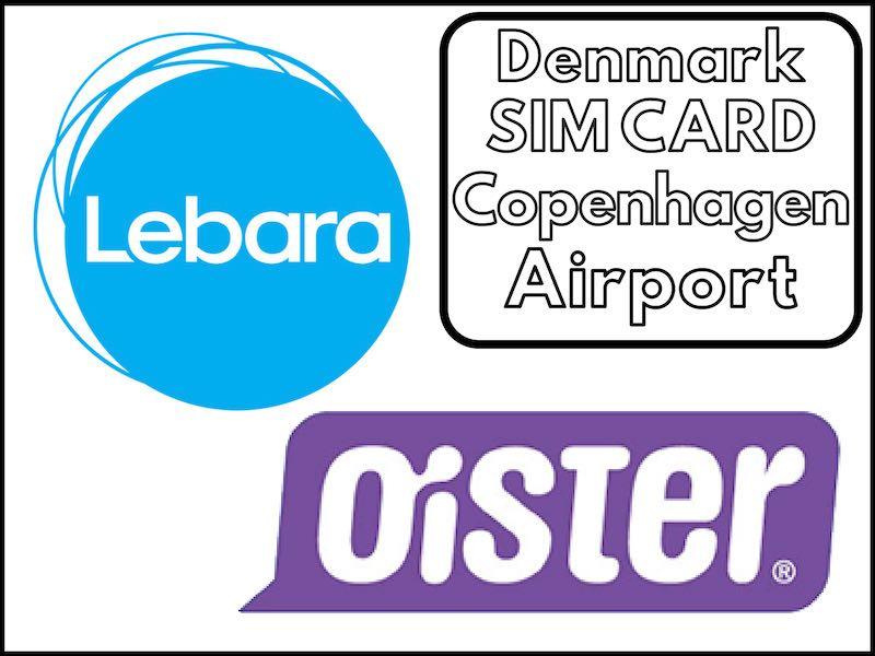 Buying a Denmark Sim Card at Copenhagen Airport