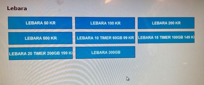 lebara denmark sim card packages