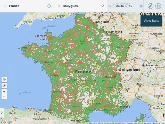 Map Of 4g Coverage France.Best Prepaid Sim Card In France For Tourists Traveltomtom