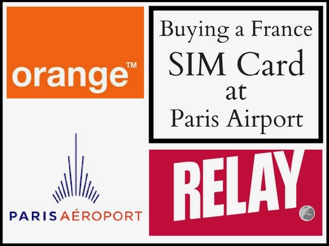 Buying A Sim Card At Paris Airport Traveltomtomnet