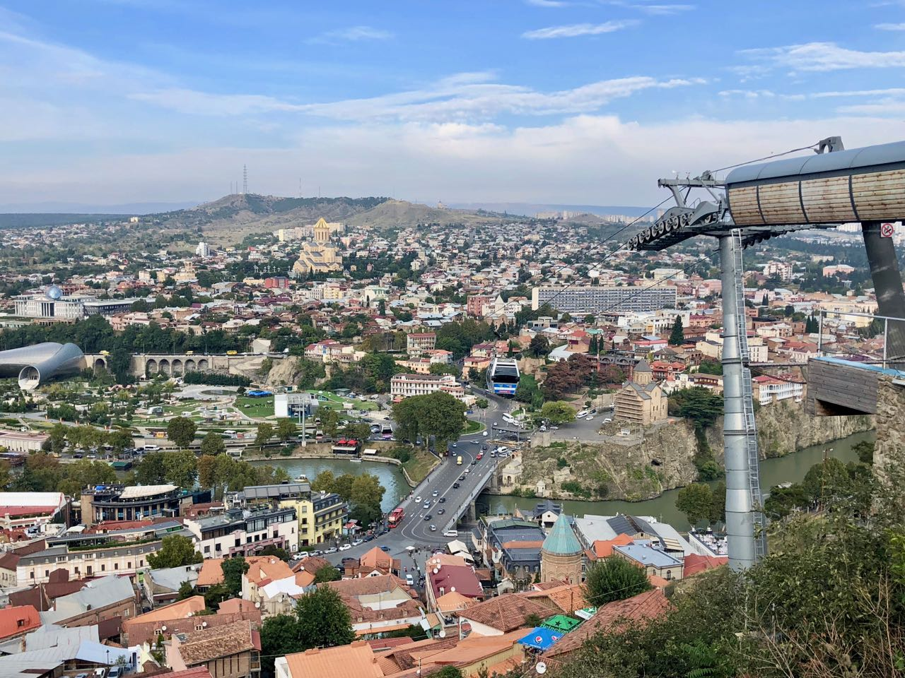 Live Videos Cars Tbilisi Georgia: 31 Things To Know Before You Travel To Tbilisi, Georgia