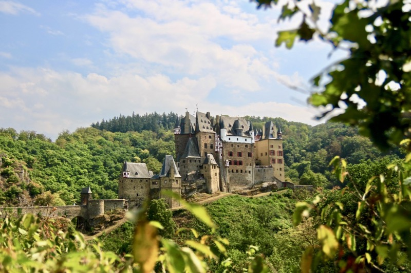 harry potter castle germany
