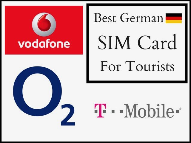 Best Prepaid German Sim Card For Tourists Traveltomtom Net