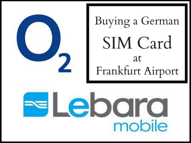 Prepaid Karte Internet.Best Prepaid German Sim Card At Frankfurt Airport