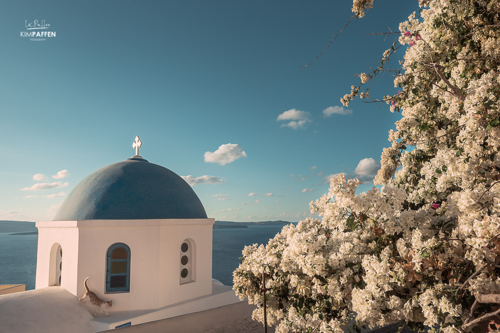 Blue domed Church Oia