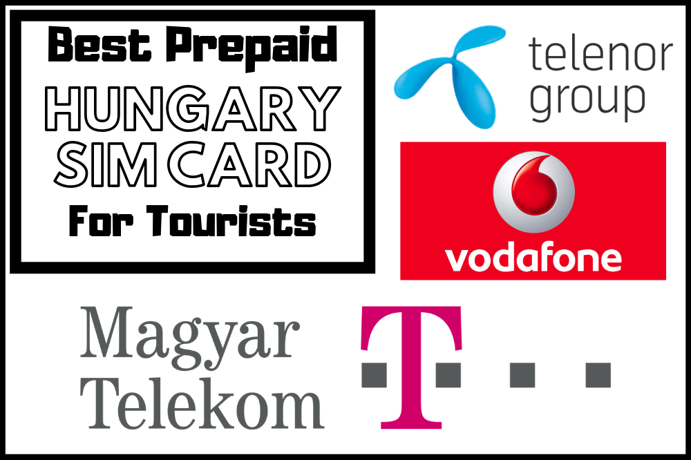 Best Prepaid Cell Phone Plans 2020.Best Prepaid Hungary Sim Card For Tourists In 2019