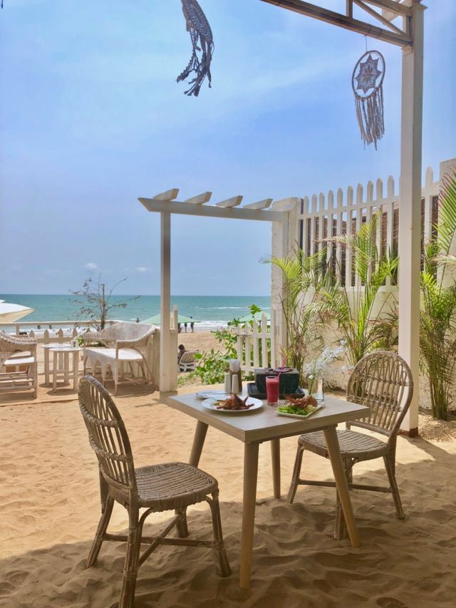 agonda beach restaurants