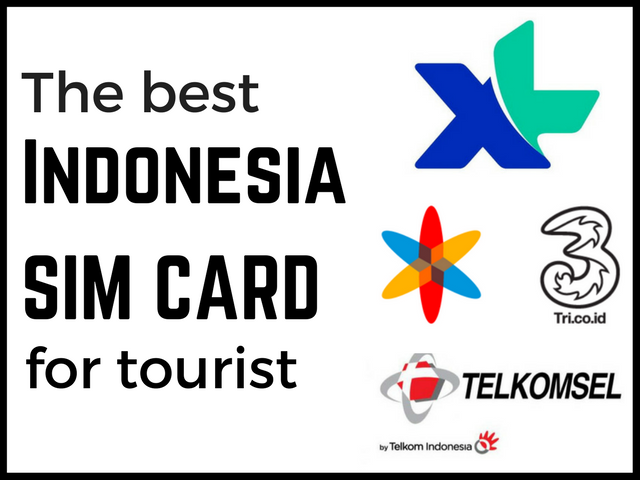 Carte Sim Bali.Best Indonesian Sim Card For Tourist In 2018 Traveltomtom