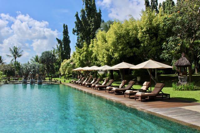 Luxury Hotels In Ubud The Chedi Club Tanah Gajah Traveltomtom