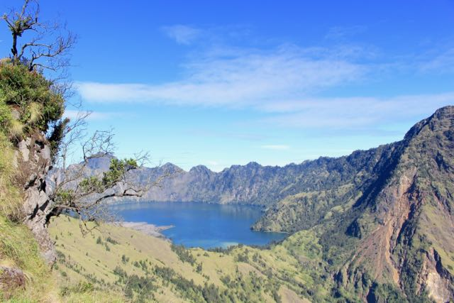 mount rinjani trek reviews 2
