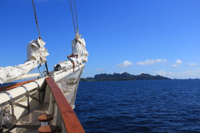 Sailing through the Raja Ampat Islands With Mutiara Laut ...