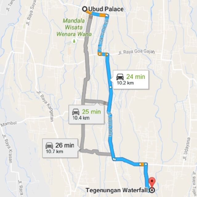 14 Places To See In Ubud Waterfalls Included Traveltomtom Net