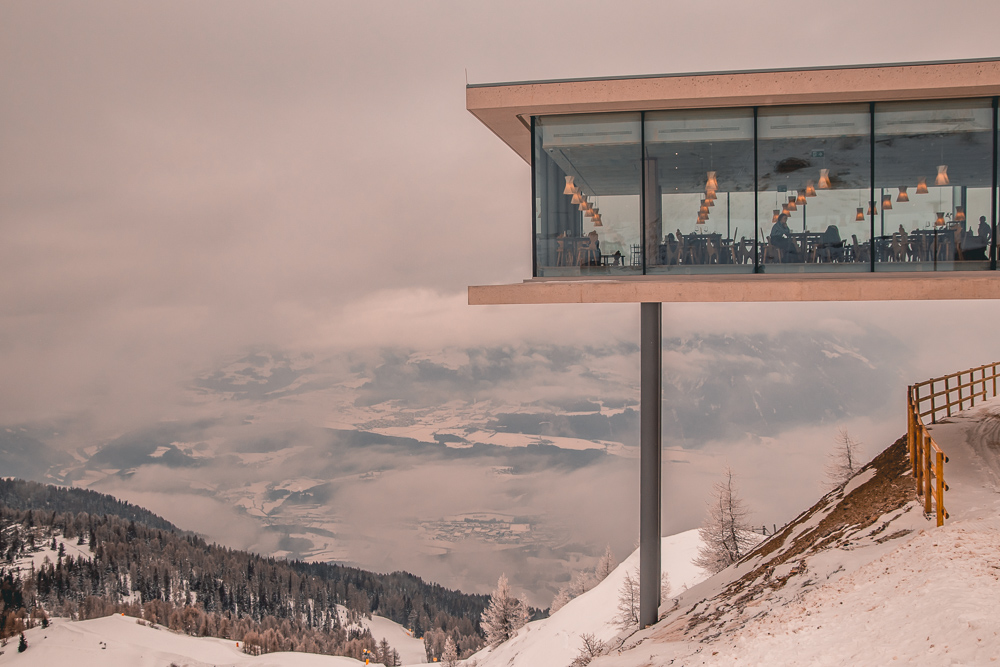alpinn food space restaurant kronplatz 1