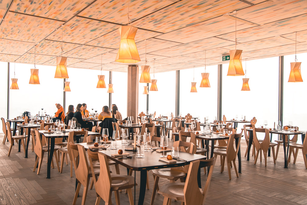 alpinn food space restaurant kronplatz 3