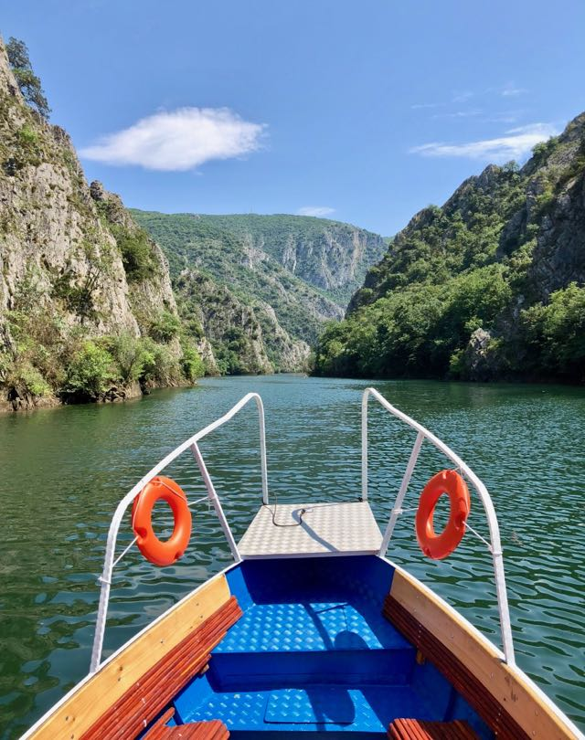 Everything You Need to Know When Visiting Matka Canyon Skopje