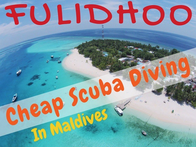 Fulidhoo maldives cheap scuba diving