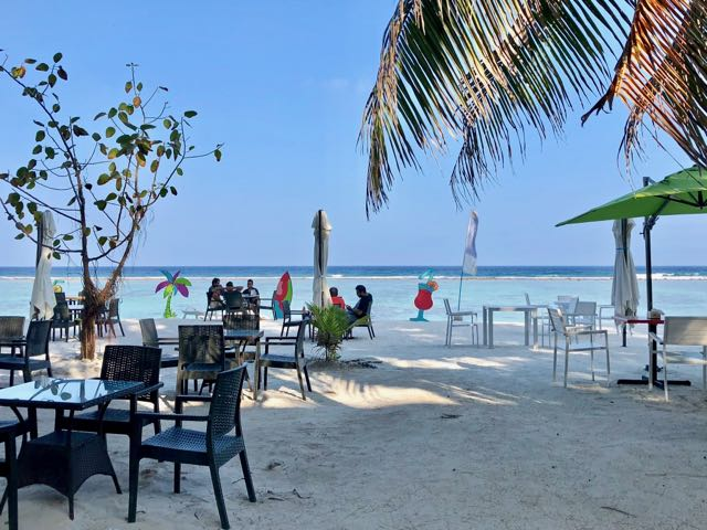 hulhumale beach 4
