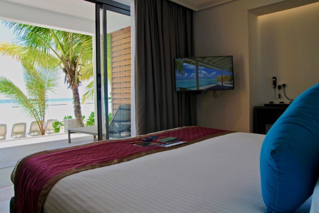 kuramathi island resort beach villa 9