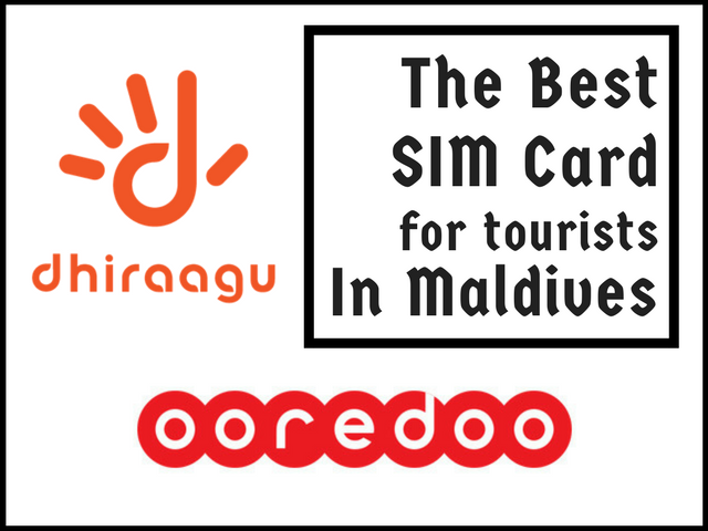 Best Prepaid Sim Card In Maldives in 2019 - Traveltomtom net