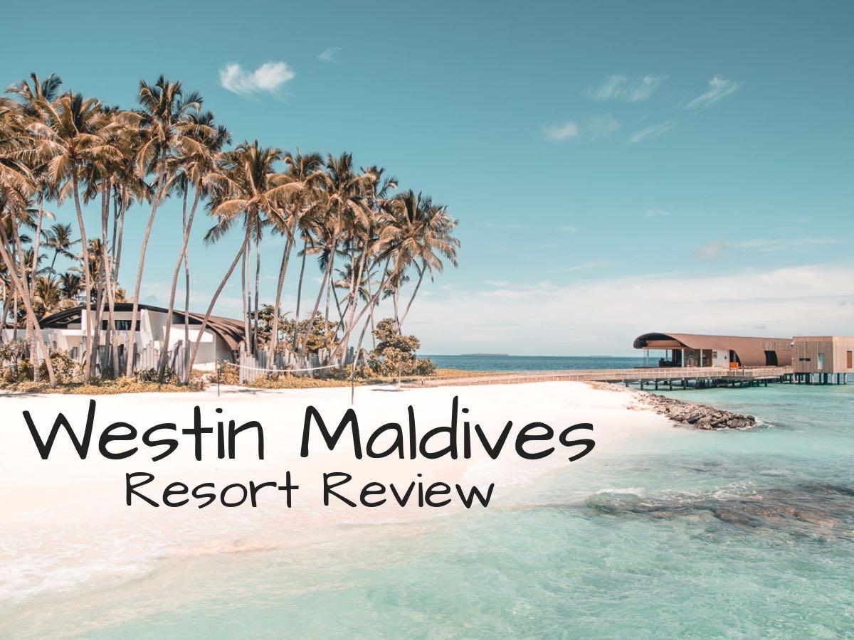Review Westin Maldives Miriandhoo Resort Traveltomtom Net