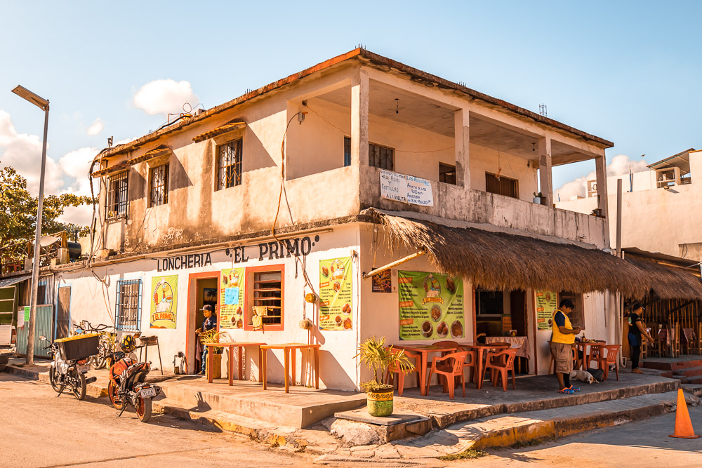 best mahahual restaurant