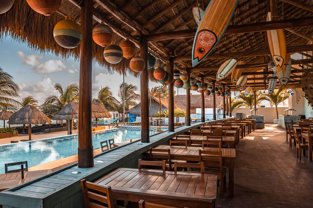 mahahual beach clubs 2
