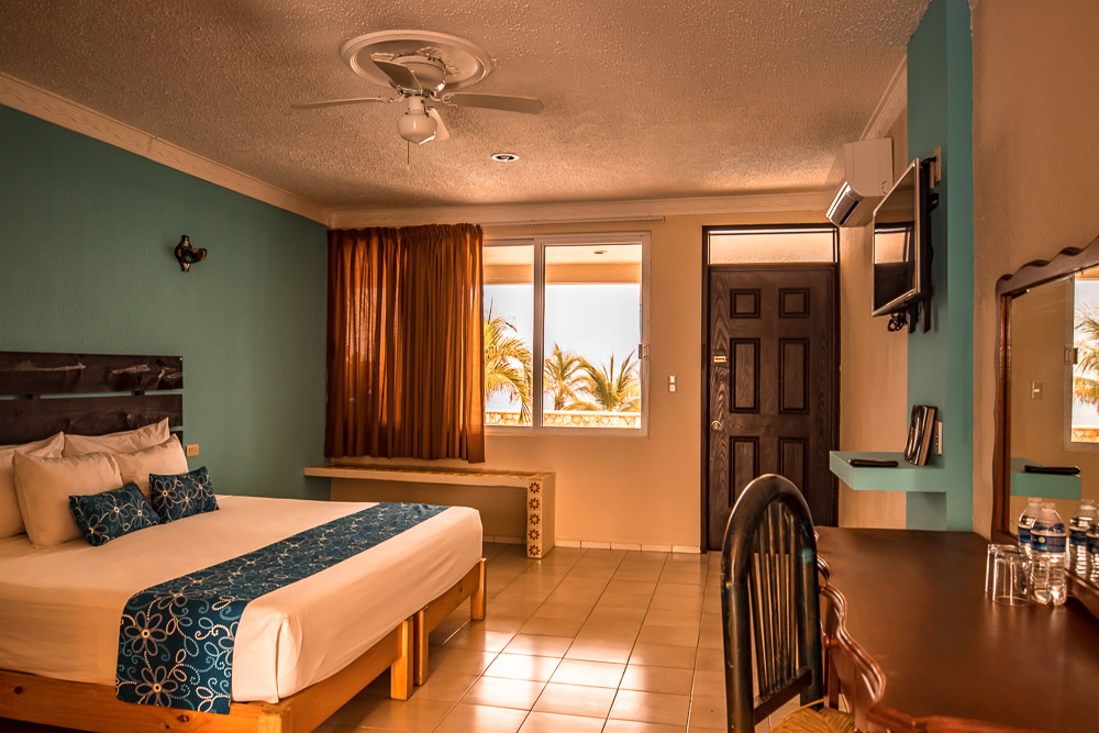 rooms hacienda morelos beachfront hotel