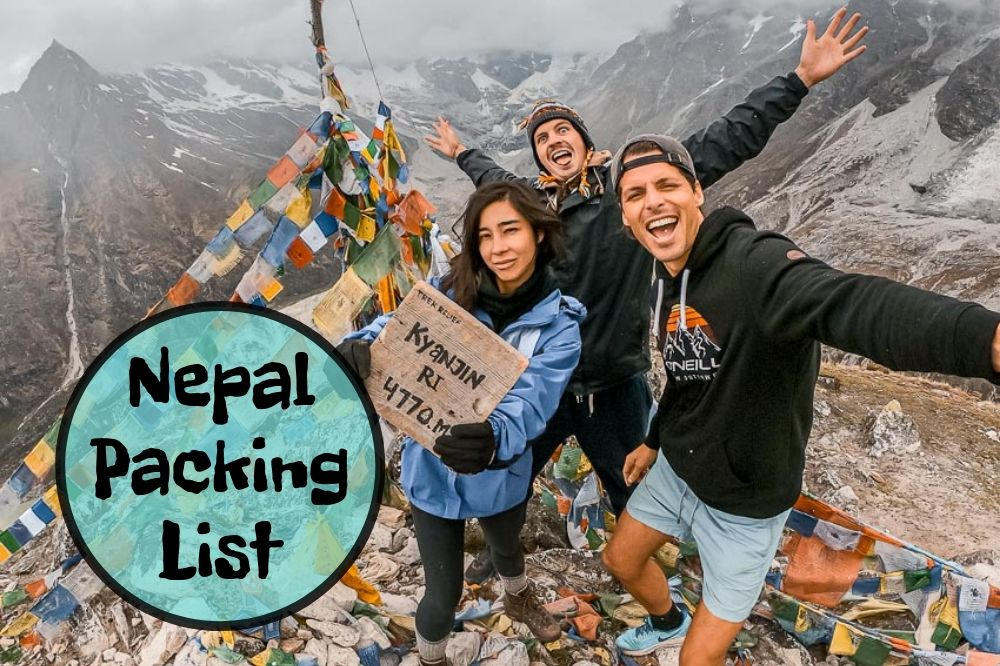 What To Pack For Nepal Packing List With 46 Things To Bring Traveltomtom Net
