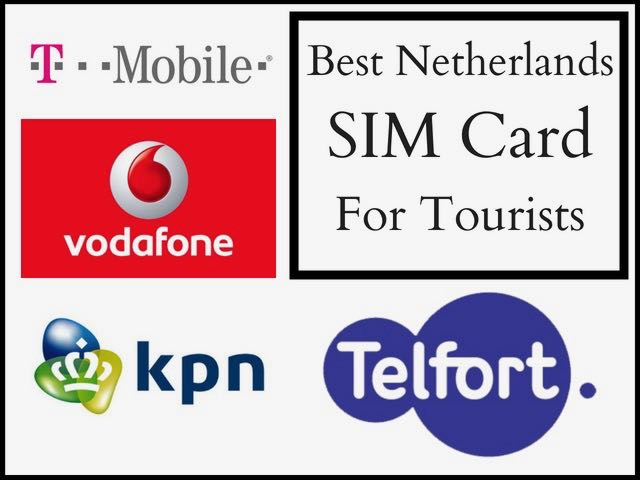 Best Prepaid Sim Card In Netherlands For Tourists Traveltomtom