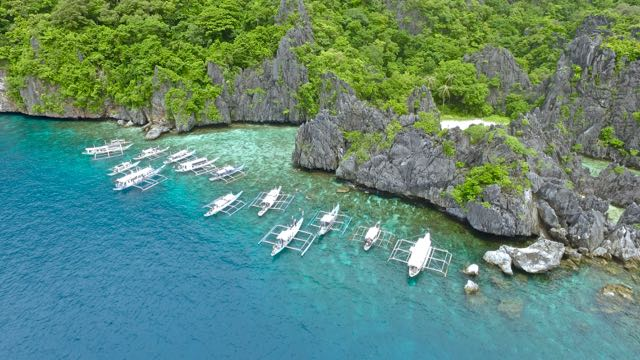secret beach el nido 1