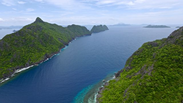 where to stay el nido