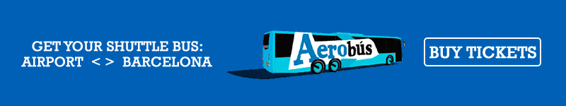 airport bus barcelona