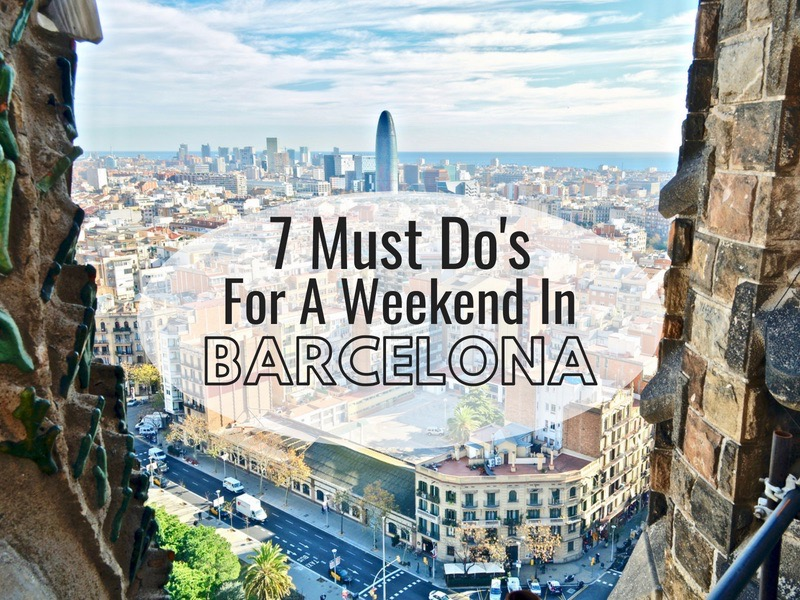 b5f8d7ad Barcelona is a very popular destination in Europe for a short weekend city  break. But even for a longer beach holiday this is a favorite vacation city  for ...